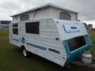 2004 4/5 BERTH with Bunks JAYCO FREEDOM 17FT   7
