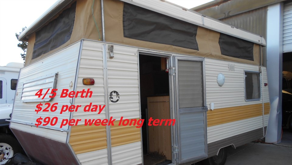 6 Berth Caravan Hire