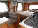 2004 4/5 BERTH with Bunks JAYCO FREEDOM 17FT  5